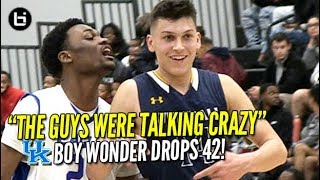 "Video ""The Guys Were TALKING CRAZY"" KENTUCKY commit Tyler Herro scores 42 Points! Full Highlights! MP3, 3GP, MP4, WEBM, AVI, FLV Agustus 2019"