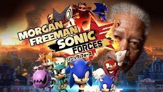 Download Video Morgan Freeman Plays Sonic Forces MP3 3GP MP4