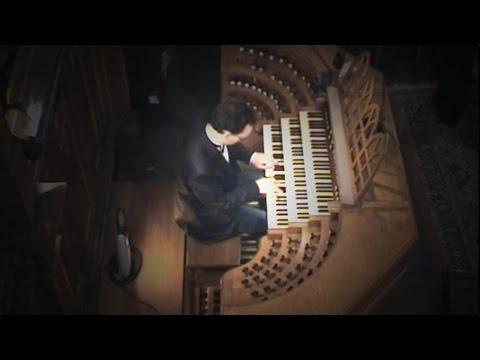 Louis Marchand, Grand Dialogue, Jean-Baptiste Robin, Concert live in Bonn-Beuel, 2013