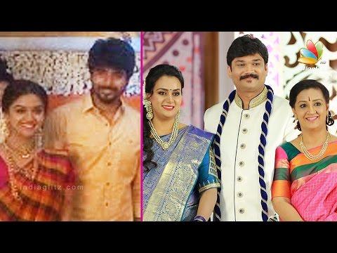 Sivakarthikeyan-at-Keerthy-Sureshs-sister-wedding-Actress-Menaka-daughter-Revathi-Marriage