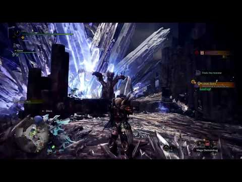 MHW: Sapphire Stars Guidance 10:42 Dual Blades Only