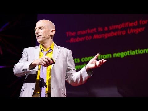 Robert Neuwirth: The power of the informal economy (видео)