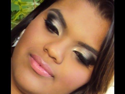 Maquiagem Pele Morena