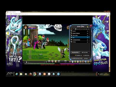 aqw private server - READ ME!! Open description for Quick connection guide before you start the vid!!! Hamachi is a program used to connect to servers by installing it you then a...