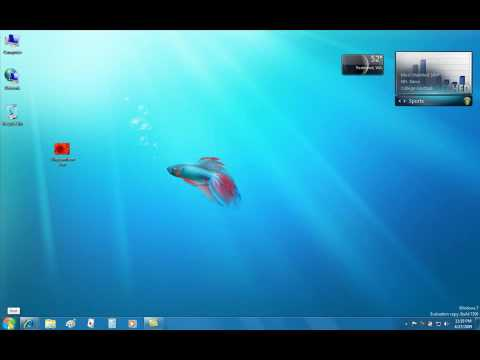 Windows 7 RC New Feature Demonstration By Microsoft
