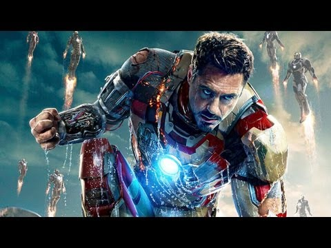 Iron Man 3 (Sneak Peek of Clip)