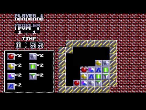 Puzznic Amiga