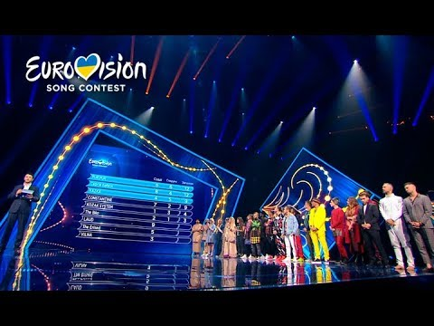 Результаты голосований – Национальный отбор на Евровидение-2018. Первый полуфинал (видео)