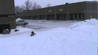 7. Artic Cat SnoPro Jumping rc snowmobile