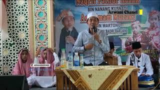Kiyai Lucu ! Berilmu, Pengajian KH Anwar Zahid Live Kroya-Cilacap