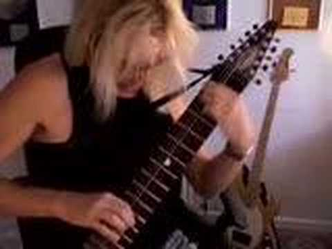 Beggs - Even more hyperdrive psychedelic Chapman Stick madness from the BEGGION!!!!!!!! (from space!)