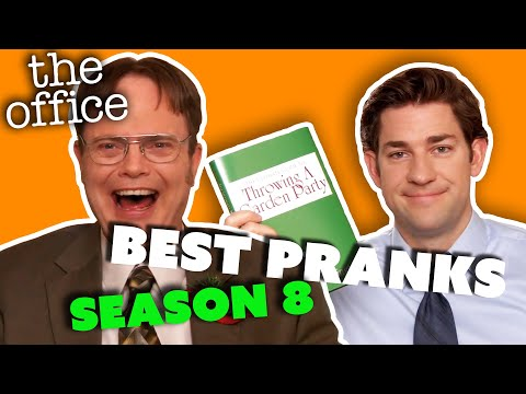 BEST PRANKS (Season 8) - The Office US