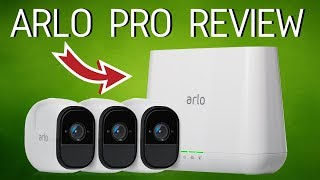 Video Best Wireless Security Camera System: Arlo Pro Review! MP3, 3GP, MP4, WEBM, AVI, FLV November 2018