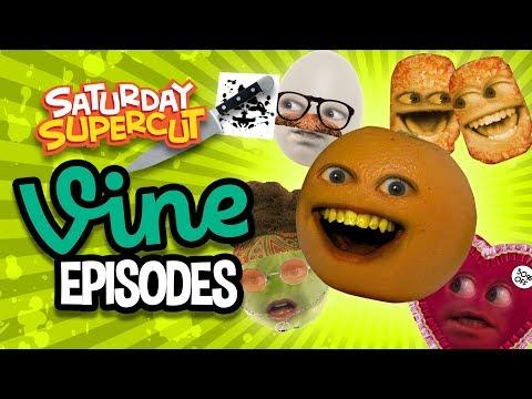 Video Annoying Orange - VINE Compilation! (Saturday Supercut) download in MP3, 3GP, MP4, WEBM, AVI, FLV January 2017