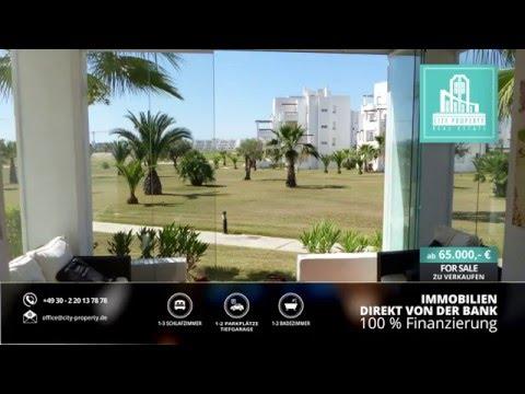 Apartment/Ferienwohnung große Terrasse am Golfplatz in Alicante 100% finanziert von Bank kaufen2