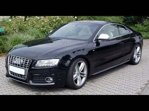 2010 Audi S5 review – In 3 minutes you'll be an expert on the 2010 Audi S5