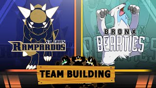 St. Louis Rampardos Team Building UCL S2 Week 2: VS Bronx Beartics! by aDrive