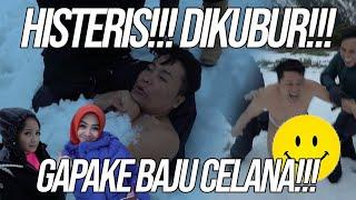 Video MERRY ULTAH DIKUBUR DI SALJU SUPER DINGIN GA PAKE BAJU CELANA!!! MP3, 3GP, MP4, WEBM, AVI, FLV Juni 2019