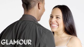 Video Couples Stare at Each Other for 4 Minutes Straight | Glamour MP3, 3GP, MP4, WEBM, AVI, FLV Maret 2019