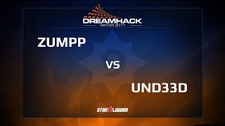 zumpp vs Un33D, game 1