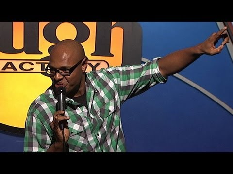 Tony Baker - 25 Percent (Stand Up Comedy)