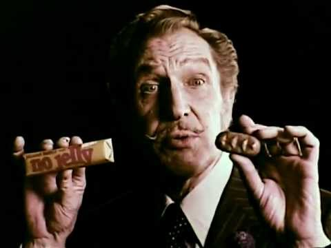 Collection - Vincent Price Commercials