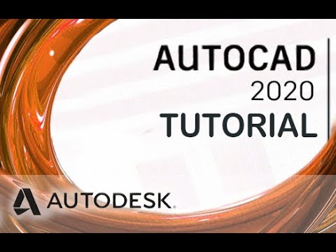 AutoCAD 2020 - Tutorial For Beginners [+General Overview]