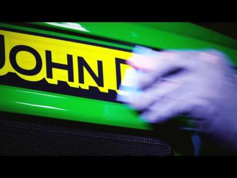 John Deere X950R diesel