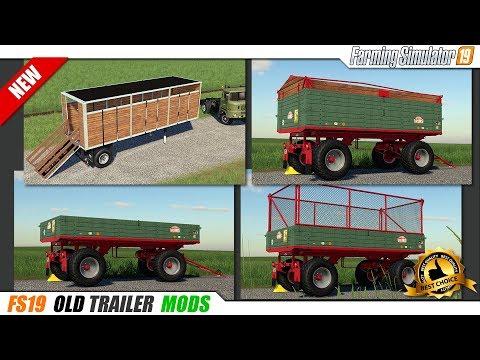 [FBM Team] Old 7.1t trailer v1.0.0.0