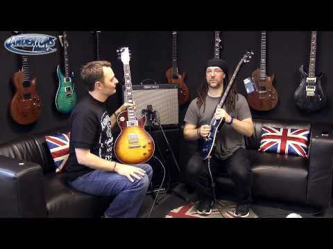 RobChappers - Chappers & the Captain argue over who's guitar is better - we had a lot of fun, but in the end it's all up to you to decide what you like best. And if you ne...