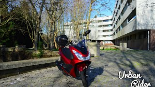 11. Honda PCX - Review Introduction