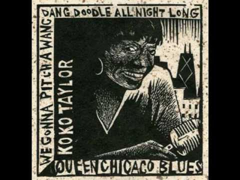 It Took A Long Time (Song) by Koko Taylor