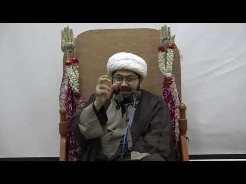 1441 AH – Ramadhan – 07 – Shab – Majlis