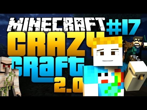 Minecraft: CRAZY CRAFT 2.0 - #17 | WHO WILL WIN? (FINALE)