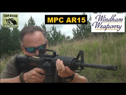 Windham Weaponry MPC AR15 Review