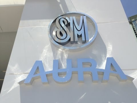 sm - SM Aura Premier Grand Opening Official Short Bonifacio Global City. SM Aura Premier Grand Opening on May 17, 2013 at 26th Street corner McKinley Parkway at B...