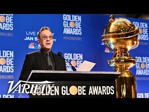 Video - Χρυσές Σφαίρες 2020: Αυτές είναι οι φετινές υποψηφιότητες!