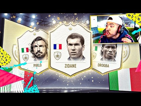 FIFA 20 ULTIMATE TEAM!! NEW ICONS AND EVERYTHING!! FIFA 20
