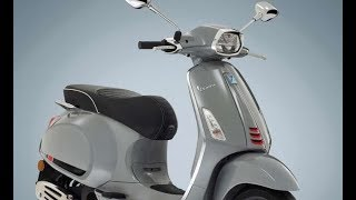 8. 2018 Vespa Sprint 150 S ABS | Vespa Sprint 150 First Impression