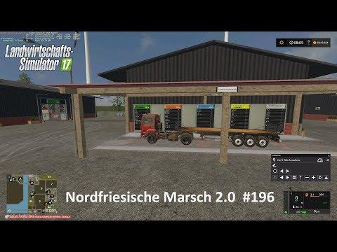 Platzierbares Palettenlager fur die Nordfriesische Marsch v1.0