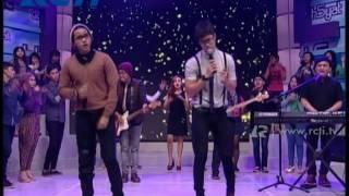 Yovie & Nuno - Sakit Hati - Dahsyat 09 Mei 2014 Video