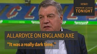 Sam Allardyce opens up on losing the England job | PL Tonight