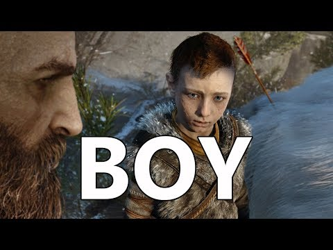 God of War - Thoughts and First Impressions