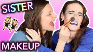 Video My Sister Does My Makeup and Ruins my Makeup Career MP3, 3GP, MP4, WEBM, AVI, FLV Desember 2017