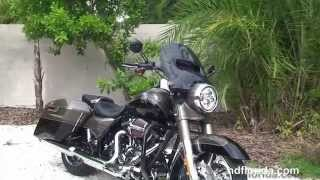 7. 2014 Harley Davidson CVO Road King  - New Motorcycles for sale