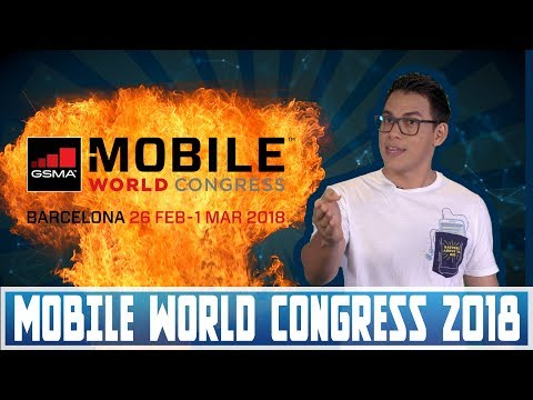 MOBILE WORLD CONGRESS 2018 | Techie Talk