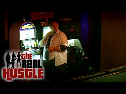 The Real Hustle: Slot Theives