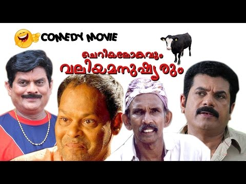 malayalam comedy movie | cheriya lokavum valiya manushyarum | malayalam full movie