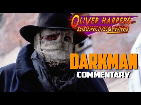 DARKMAN Commentary (Podcast Special)