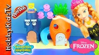 Video Anna Reviews SpongeBob's Toy House MP3, 3GP, MP4, WEBM, AVI, FLV Agustus 2018
